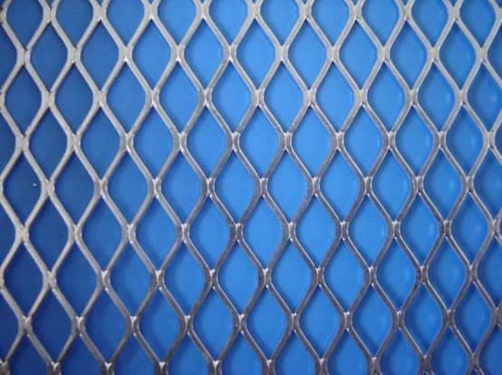 Expanded Diamond Mesh Made By Diverse Materials For Many